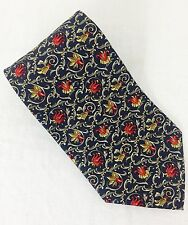 Metropolitan Museum Of Art Medieval Floral Tie. Silk. NWOT.