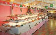 Bellville Ohio San Dar Dining Room Interior Vintage Postcard K89171