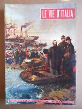 VIE D'ITALIA n°5 1960 La Garfagnana - Valtellina Cippi Strade Romane  [G473]
