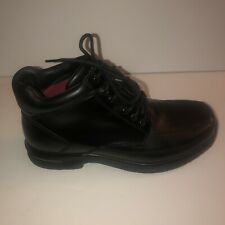 Mens Rockport Waterproofs Leather Shoes Size 9.5