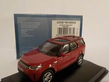 Land Rover Discovery 5 - Red, Oxford Diecast 1/76 New Release