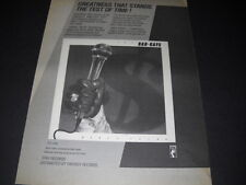 Bar-Kays 1978 Stax Promo Poster Ad Greatness Tha Stands The Test Of Time mint co