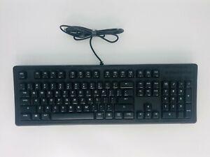 SteelSeries APEX 100 Gaming Keyboard Blue LED Tactile & Silent Black