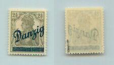 Danzig 1920 SC 32 MNH signed. g862