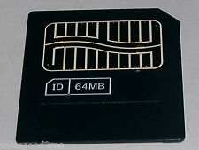 F/ YAMAHA SM 64MB 3.3V SMART MEDIA MEMORY CARD FOR YAMAHA QY 100 SMARTMEDIA CARD