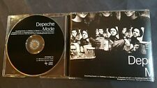 Depeche Mode Everything Counts + Nothing + Sacred Live & Remix 7 Track CD Bong16