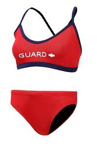 Adoretex Guard Cross Back Workout Bikini