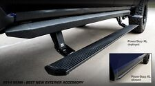 Amp Research PowerStep XL Running Boards 14-17 Chevrolet GMC Trucks Crew Cab
