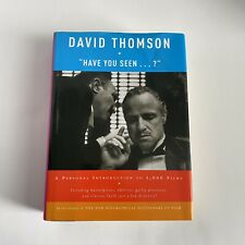 Have You Seen...? : A Personal Introduction to 1,000 Films by David Thomson...