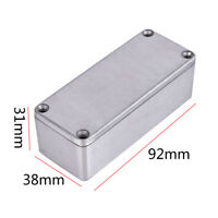 1590A Effects Pedal Aluminum Stomp Box Enclosure for Musical Instrument CaseRASK