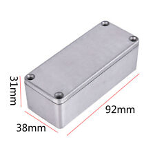 1590A Effects Pedal Aluminum Stomp Box Enclosure for Musical Instrument Cases ML