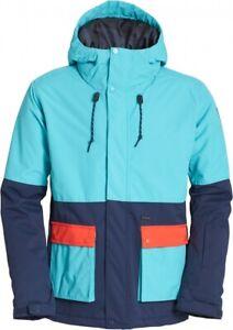 Billabong Fifty 50 - Aqua - S - Snowboard Jacket