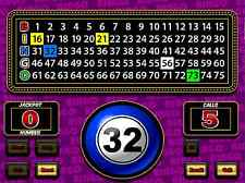 Diamond Games Ltd. Deluxe Bingo Calling Software - With Voice