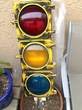 vintage stop light