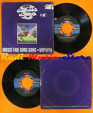LP 45 7'' OSIBISA Woyaya Music for gong gong 1972 italy MCA 5663 cd mc dvd vhs