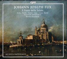 Fux,J.J. - Ii Fonte Della Salute (CD NEUF)