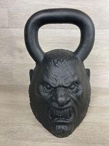 Onnit primal kettlebell Werewolf 28kg 62lbs Rare 28 62