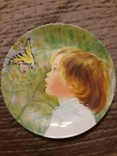 "Knowles China Co. - 1986 - ""Wonderment"" Frances Hook legacy"