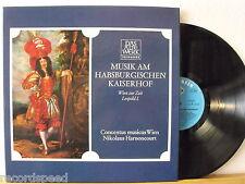 2LP-BOX - Nicolaus Harnoncourt - Musik Am Habsburgischen Kaiserhof - Leopold I.