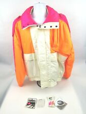 Solus XL Mult Color Abstract Design Jacket