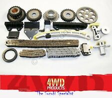 Timing Chain kit w/Gears - Grand Vitara SQ625 2.5-V6 H25A / XL7 JA627 2.7-V6