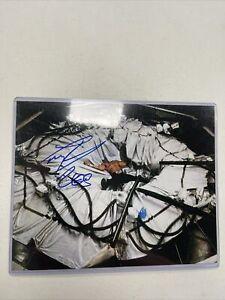 Zeus Signed 8x10 Autographed Photo Leaf Wrestling