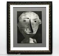Pablo PICASSO Lithograph LIMITED Ed. #117 +Cat.Ref. c115 +Custom Gallery FRAME