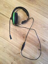 Turtle Beach Ear Force Recon 30X Negro/Verde Banda para la cabeza Sets para la cabeza para Xbox 360