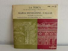 MARIA MENEGHINI CALLAS La Tosca ESBF 133