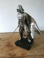 More details for royal selangor darth vader pewter figurine collectible in fantastic condition.