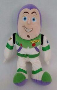 "Toy Story Plush 15"" Buzz Lightyear Space Ranger Disney Pixar Cuddle Cozy Soft"