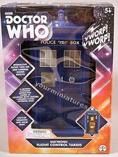 Underground Toys Doctor Who Electronic Flight Control Tardis New 2017
