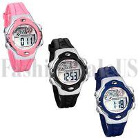 New LED Multifunction Electronic Sport Digital Wrist Watch For Child Girl Boy