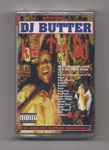 DJ BUTTER - Kill the DJ SEALED Cassette rare Mixtape Eminem, Royce the 5'9, Bugz