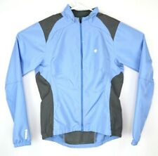 Women's Pearl Izumi Super Lightweight Reflective Windbreaker Jacket Size Medium