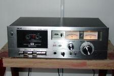 AKAI  GXS - 706 D     Platine  cassette  vintage  Fonctionne
