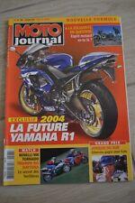 MOTO JOURNAL 1566 BENELLI 900 Tornado TRIUMPH Daytona APRILIA ETV 1000 GP Welkom