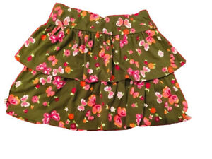 Discontinued Gymboree Green Butterflies Girl Size 10 with shorts