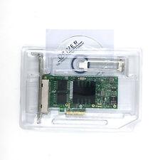 Intel I350-T4 PCI-E Four RJ45 Gigabit Ports Server Adapter NIC Netzwerkkarte