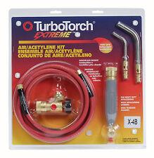 X4B Torch Kit Swirl, For B tank, Air Acetylene, TurboTorch, 0386-0336