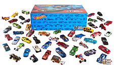 Huge Hot Wheels Lot 50 Pack Basic Car individual Packages Collection Gift Toys