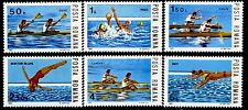 1983 Water Sports,water Polo,Rowing,canadian canoe,Diving,Romania,Mi.3972,MNH