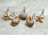 """Go underwater over your shower with our """"Scuba"""" shower curtain hooks (12 incl..."""