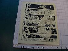 vintage High Grade: FOSFAX #142, aug 1989, 48pgs; Peggy Ranson & Teddy Harvia