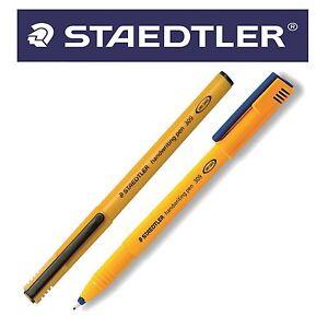 Staedtler Handwriting Pen Pk50-Blue