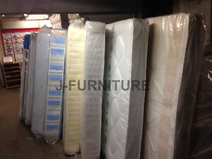 Brand New Deep Quilt Orthopaedic Or Sprung/memory foam mattress.All sizes