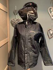 Berghaus Extrem Mens Black Gortex Jacket Size S