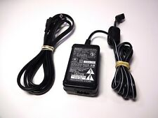 Genuine Original SONY AC Adapter OEM Camera Battery Charger 4.2V AC-LM5A -Tested