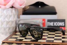 Ray Ban RB2140 Original Wayfarer Sunglasses - 901 Black (G-15 Lens) - 54mm