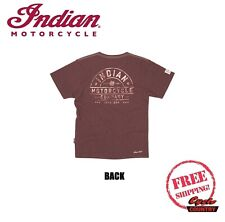 Indian Larry Crafted Design S//S T-Shirt